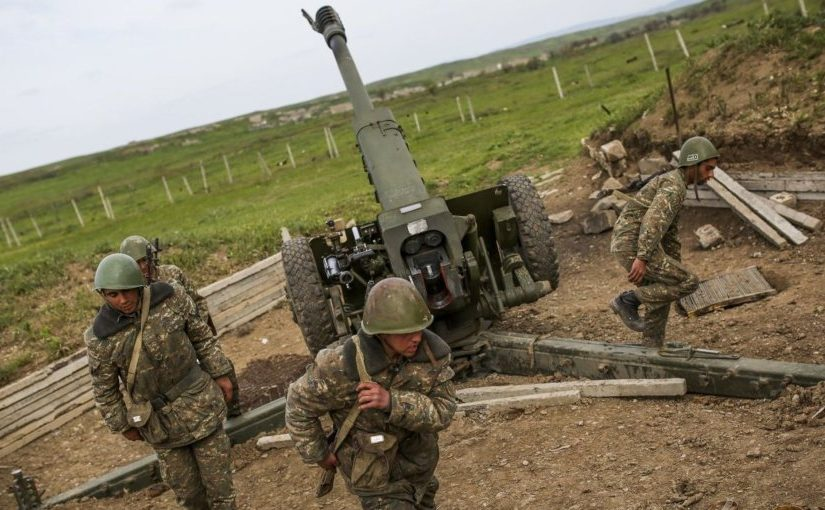 COMMENT: Imitation Game – the theatre and risks of the Karabakh peace process