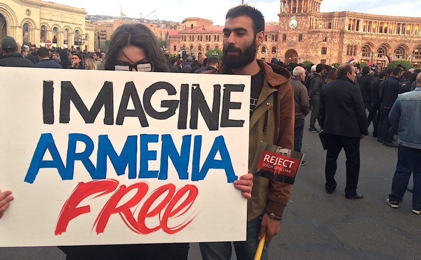 Armenia is a Russian ally and EEU member, so how did it pull off a democratic revolution?