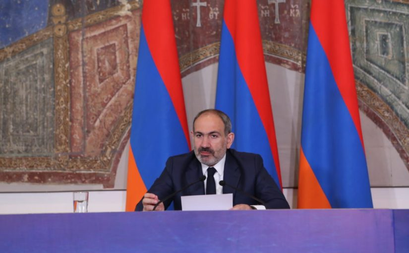 A Year in Review: Armenian Government Hampered by Path Dependence