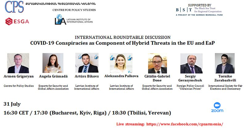 Covid-19 Conspiracies as Component of Hybrid Threats